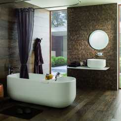 Porcelanosa Forest в интерьере