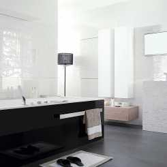 Porcelanosa Glass в интерьере