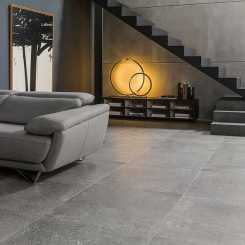 Porcelanosa Rock в интерьере