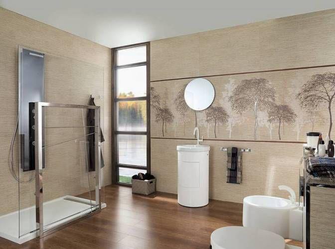 Испанская керамическая плитка для ванной